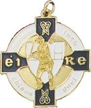 Hurler 34mm Gold Medal