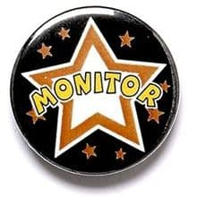 Monitor Badge
