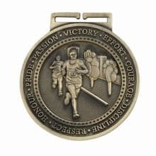 Olympia 60mm Running Medal