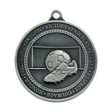 Olympia 70mm Soccer Medal