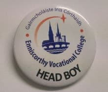 Personalised School Badge Available in Quantities of 50+ With Any Writing or Crest (4)