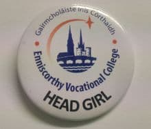 Personalised School Badge Available in Quantities of 50+ With Any Writing or Crest (5)