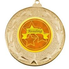 Star Reading Medal including Personalisation