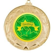 Star Spelling Medal including Personalisation