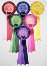 Three Tier Rosette