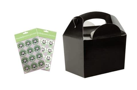 Black Meal Party Box