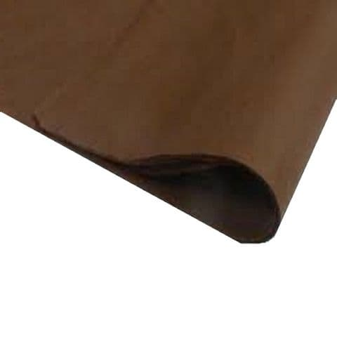 Chocolate Espresso Tissue Wrapping Paper ~ Large Sheets ~ 50cm x 75cm