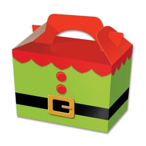 Christmas Elf Tunic Meal Party Box
