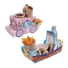 Combi Meal Food Party Trays