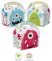 Happy Monster Meal Party Box