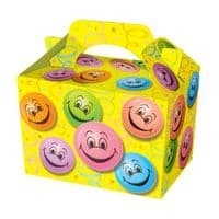 Happy Smiley Face Meal Party Box