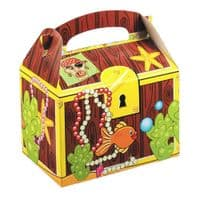 Pirate TREASURE CHEST Party Box