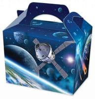 Space Ship Rocket Meal Party Box