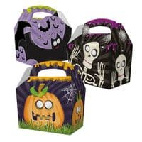 Spooks & Spells Halloween Trick or Treat Meal Party Box