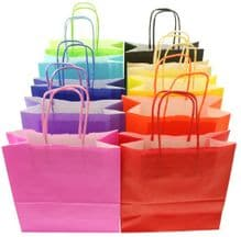 Twisted Handle Paper Gift Bags