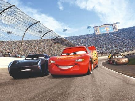 Disney Cars Premium wall mural wallpaper