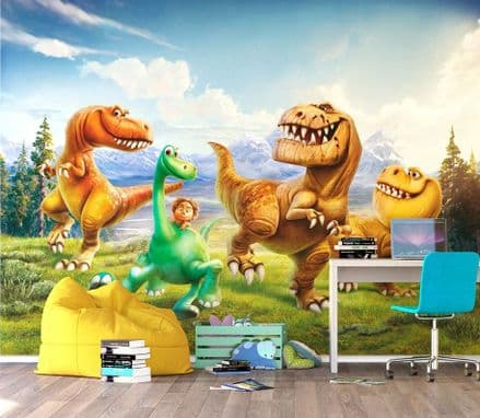 Disney Premium wall mural The Good Dinosaur