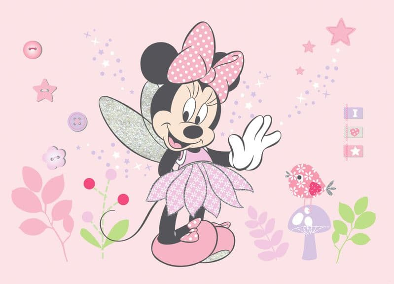 Minnie Mouse Small Premium wall murals | Buy it now