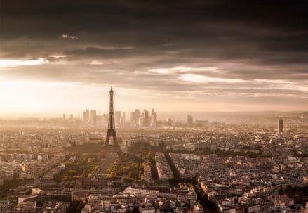 Photo wallpaper PARIS MAGNIFICENCE