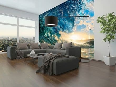The Perfect Wave non woven wallpaper