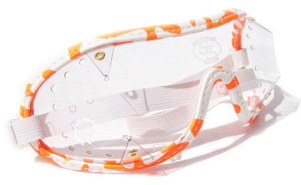 Krazi Goggles | Punched Vent