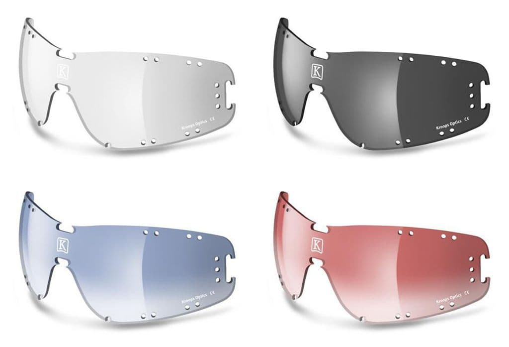 Kroops Arch Replacement Lens [Vented]