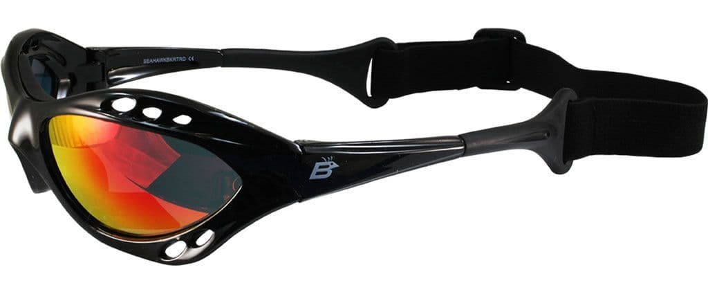 Seahawk Floating Sunglasses   Water Sports  Polarised Red Revo Lens - Buy online @ Specs4sports.co.uk
