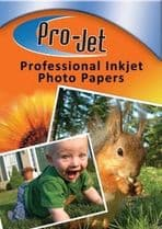 ProJet 185gsm Gloss A4 Paper 20 Sheets