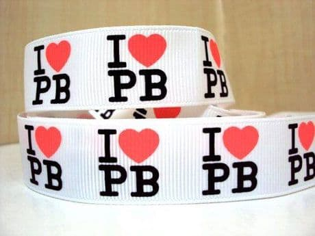 IM WHITE PAULS BOUTIQUE  RIBBON IN SIZE INCH HEADBANDS HAIR BOWS CARD MAKING
