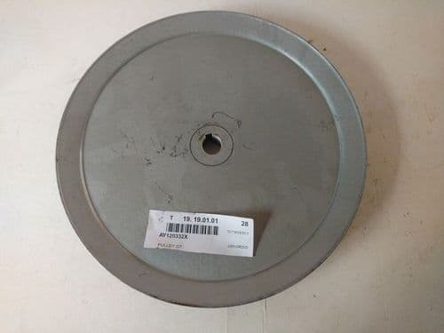 """AYP 120332X 8-1/4"""" Pulley"""