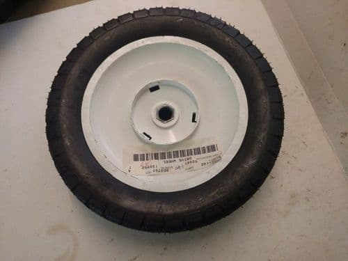 """AYP 850707 9"""" x 2"""" Drive Wheel with Ring gear"""
