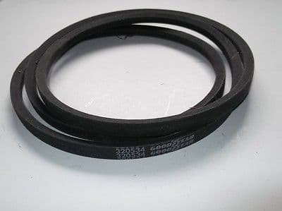 "Goodyear 320534 replacement for Murray Noma Belts 1/2"" x 74"""