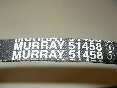 Murray 51458 Belt 1/2