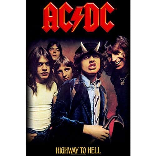 AC/DC 'Highway To Hell' [tp]