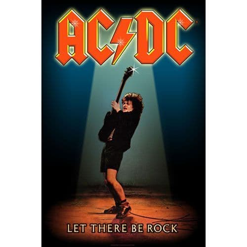 AC/DC 'Let There Be Rock' [tp]