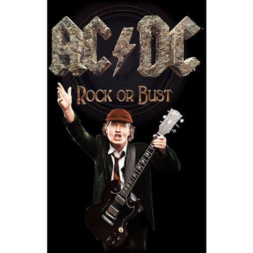 AC/DC 'Rock Or Bust/Angus' [tp]