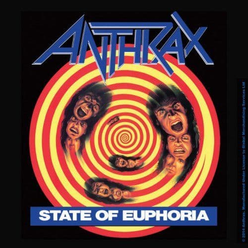 Anthrax 'State Of Euphoria' [dc]