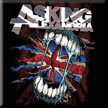 Asking Alexandria 'Flag Eater' [fm]