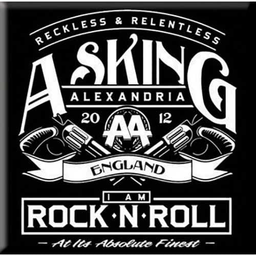 Asking Alexandria 'Rock N Roll' [fm]