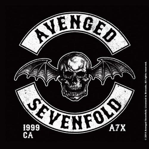 Avenged Sevenfold 'Death Bat Crest' [dc]