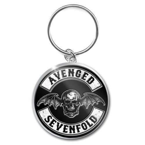 Avenged Sevenfold 'Death Bat Crest' [ekr]