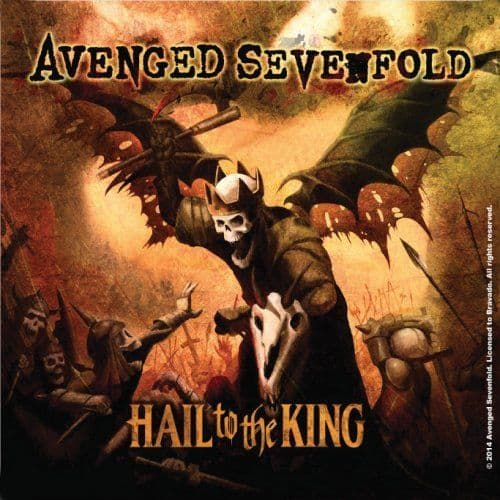 Avenged Sevenfold 'Hail To The King' [fm]