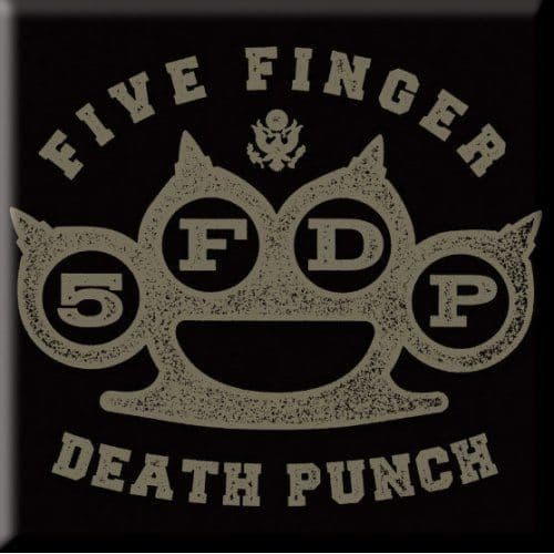 Five Finger Death Punch 'Brass Knuckle' [fm]