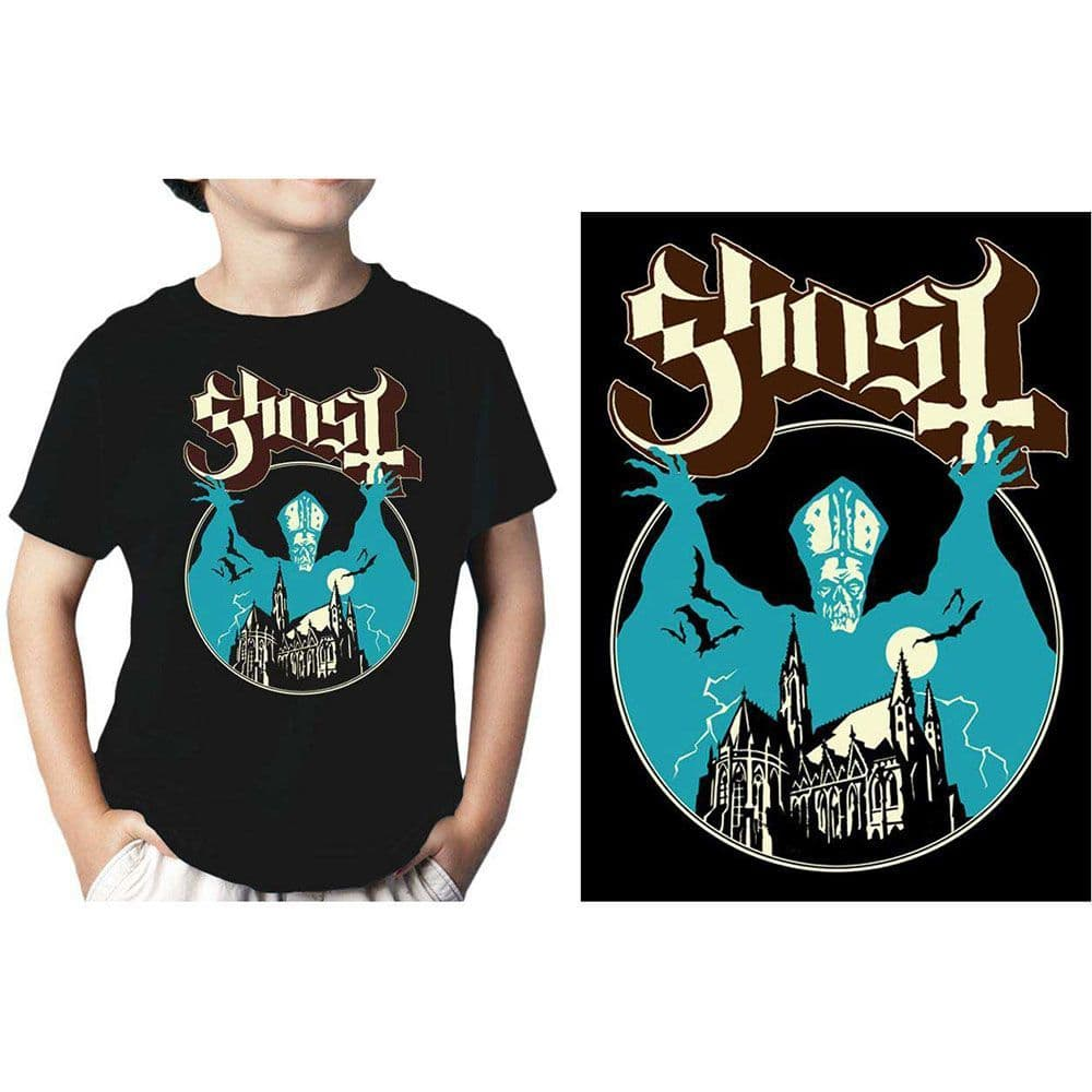 Ghost 'Opus Eponymous' [kbts]
