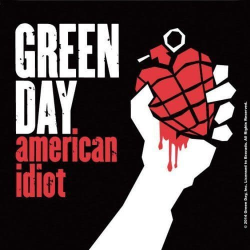 Green Day 'American Idiot' [dc]