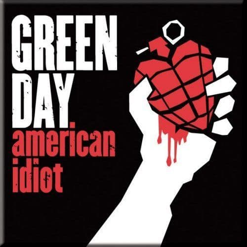 Green Day 'American Idiot' [fm]