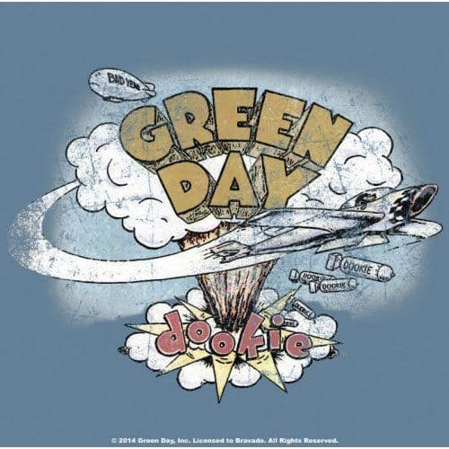 Green Day 'Dookie' [dc]
