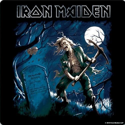 Iron Maiden 'Benjamin Breeg' [dc]