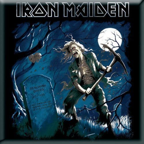 Iron Maiden 'Benjamin Breeg' [fm]