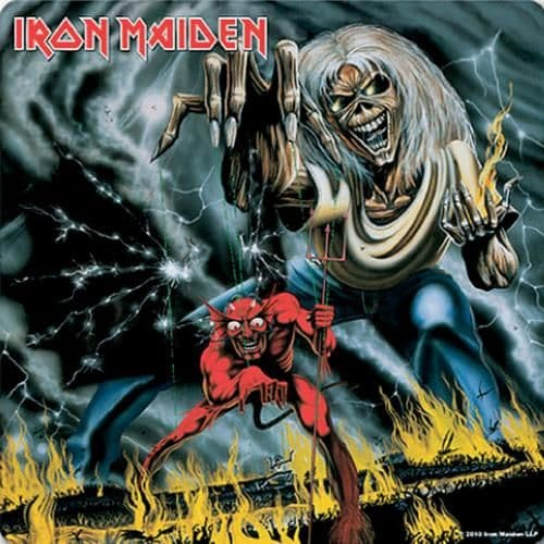 Iron Maiden 'Number Of The Beast' [dc]
